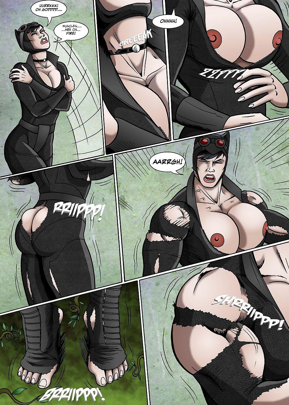 Catwoman Flesh Aggregation