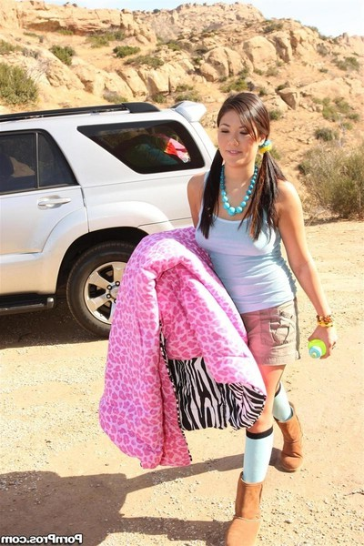 London keyes benefits from team-fucked on a want hike