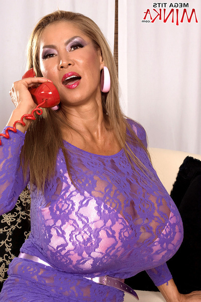 mega breasts minka ready 8