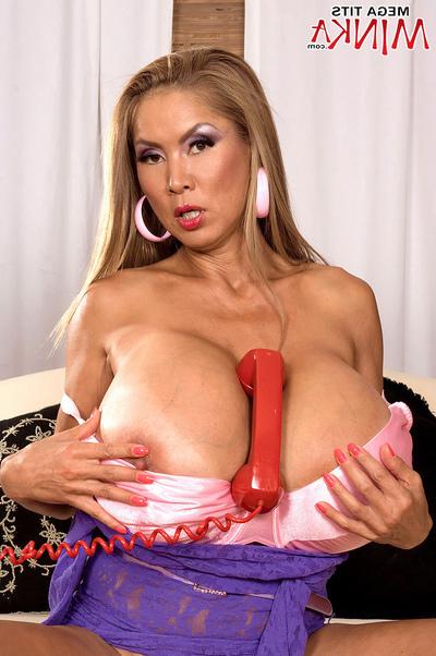 mega breasts minka ready 8