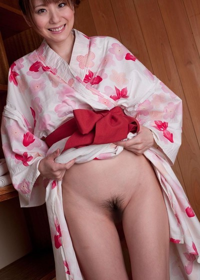 Naughty Japanese yuma asami takes a damp bathroom