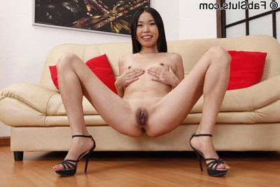 Little Japanese youthful getting dual penatration