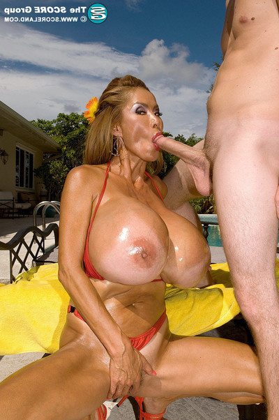 Korean milf minka with huge oriental bumpers owned by white guy