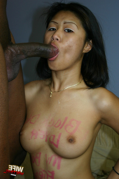 Eastern bitch sucks licks brown a-hole  swallows dick water
