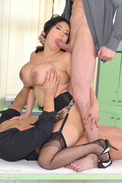 Rounded eastern nurse gains 2 teamed at put into