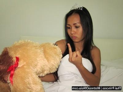Thai pretty dominates unwell gentlemen for specie