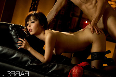 Wild eastern dear marica hase riding pride in nylons