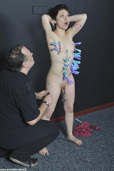 Untraditional mei maras tattooed boobs hurt