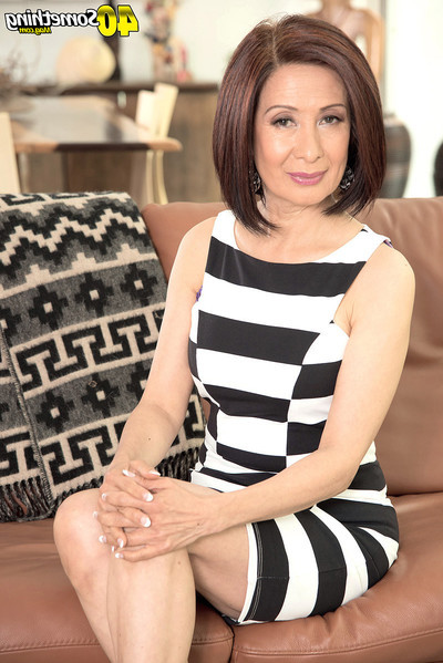 Anhal banging with gratifying 62yearold oriental grown kim anh