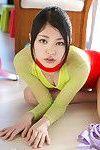 Nagisa Matsayama in gymnastics body plays and moves so wild