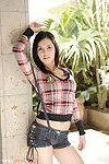 Japanese exemplar Maria Ozawa posing.