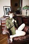 Yuriko Shiratori Oriental has surprising distorts and shows \'em a lot