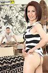 Anhal banging with gratifying 62yearold oriental grown kim anh