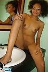 Mellow thai wattle prostitute blowing and smokin\'