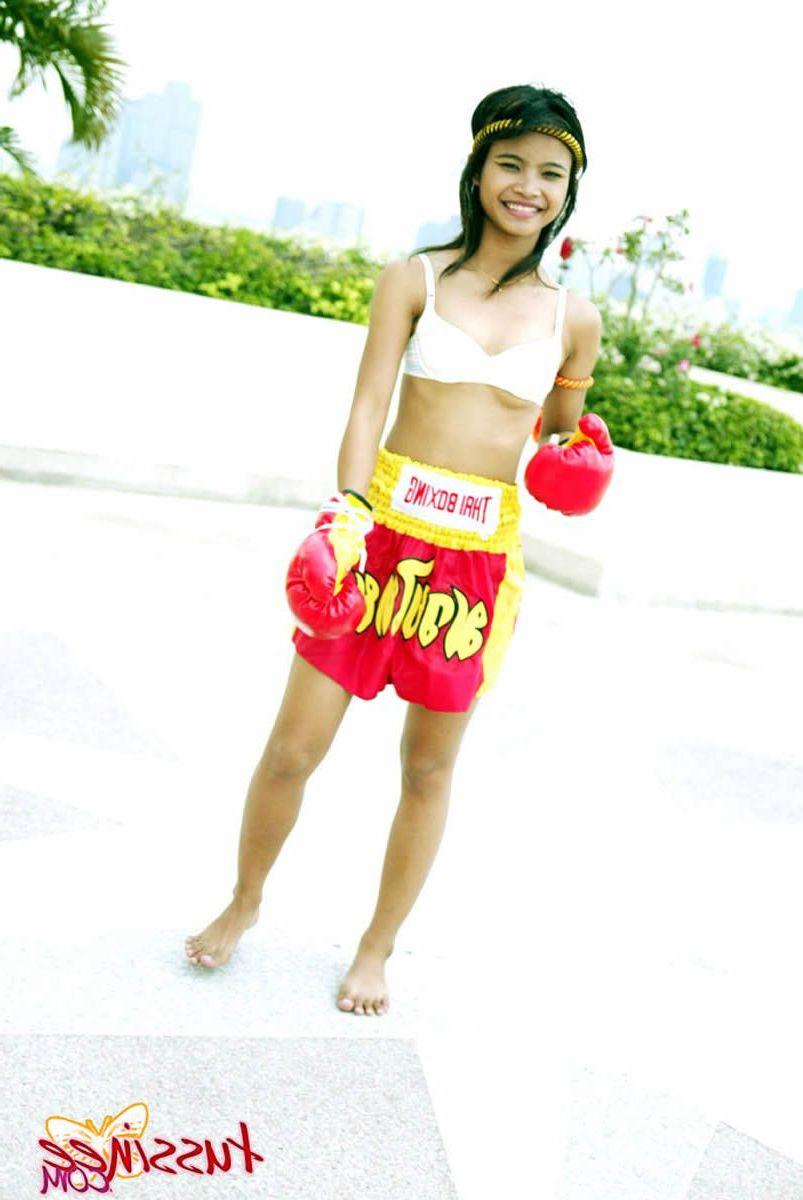 Boxer pussy foot benson — img 4