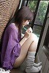 Japanese gal in socks