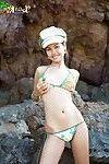 Tasteful Japanese in bikini