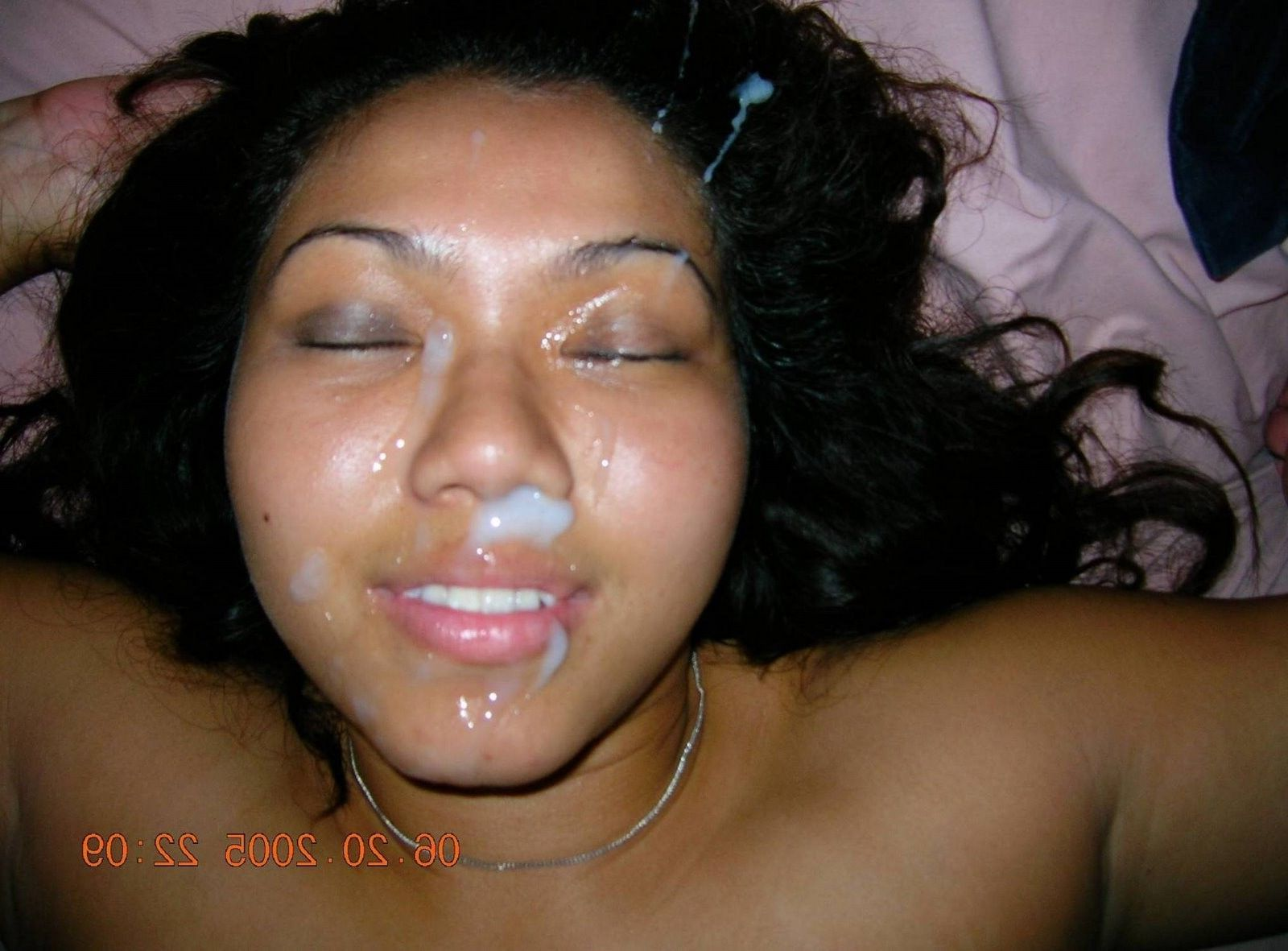Facial cumshot girl friends