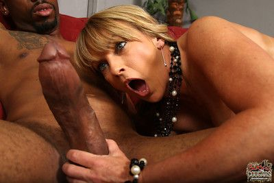 Shayla laveaux fucks a younger sinister dude