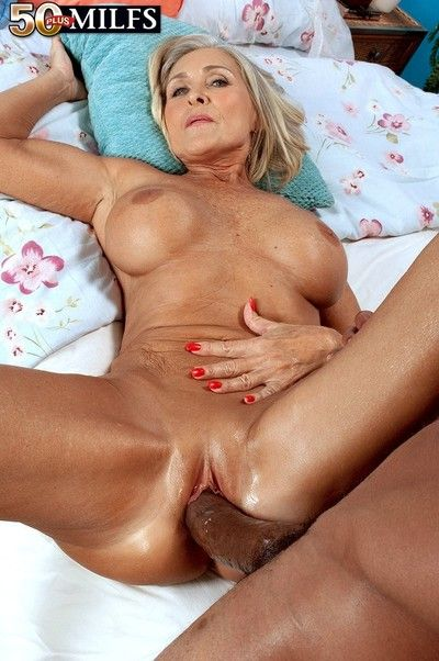 Beautiful sexy 56yearold milf gets bery anal encore