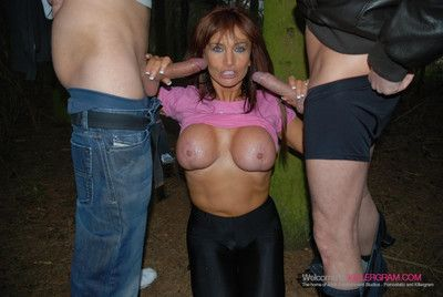 Bo tingley hot milf dogging generation