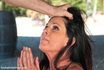 India summer gets tied up coupled with fucked