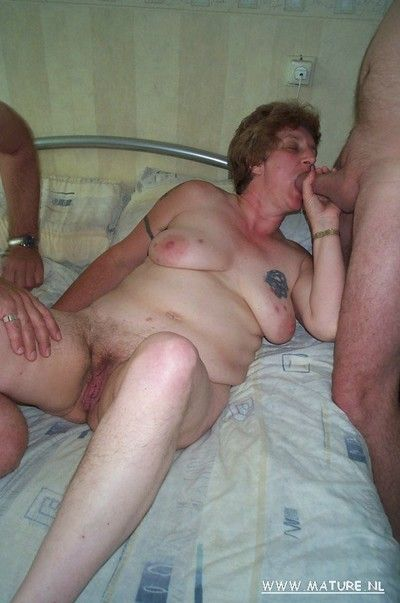 Adult swingers having a fat combo unite yon photocopy acute sex