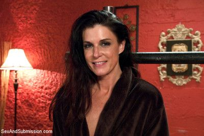 India summer gets an intense sexual bdsm experience less ramon