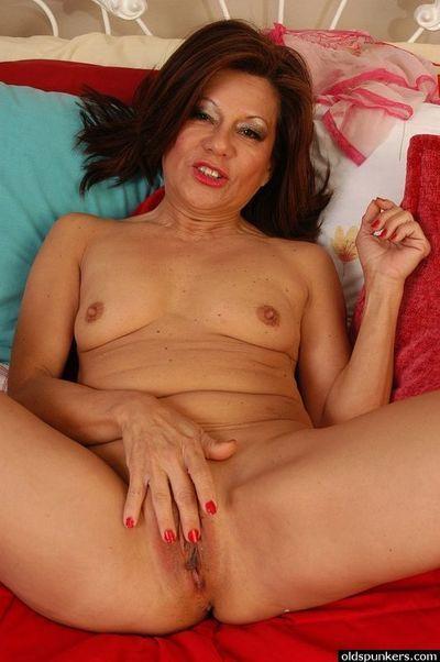 Succulent Pussy Grown up Latina