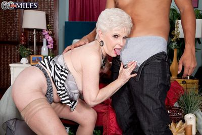Now 65, Jewel Consequences For A Creampie