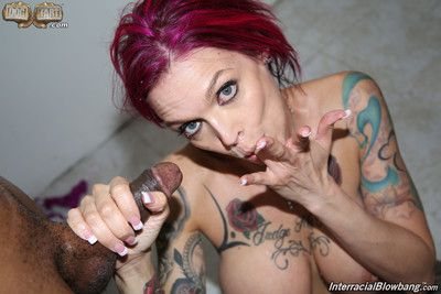 Anna bell peaks gets gangbanged