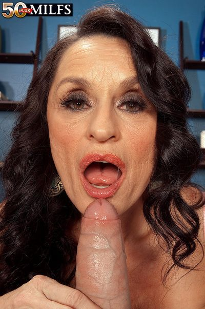 Rita Cums In all directions Of More!