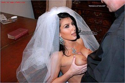 Morning star kim kardashian rides upper case dildo in porn scene