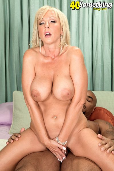 Black Bushwa Almost Her Pussy, Pallid Cum Beyond everything Her Face