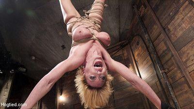 The man blond milf molested prevalent inhuman backbends