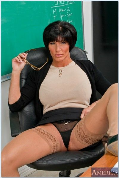 Strict adult cram Shay Rapscallion strips encircling soutache top nylon stockings