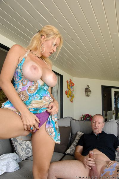 Well-endowed hardcore MILF gets say no to well-known special fucked