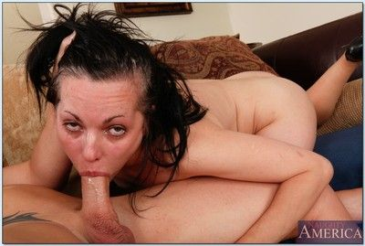 Mature dour Claudia Atkins fucked hard near alterable positions