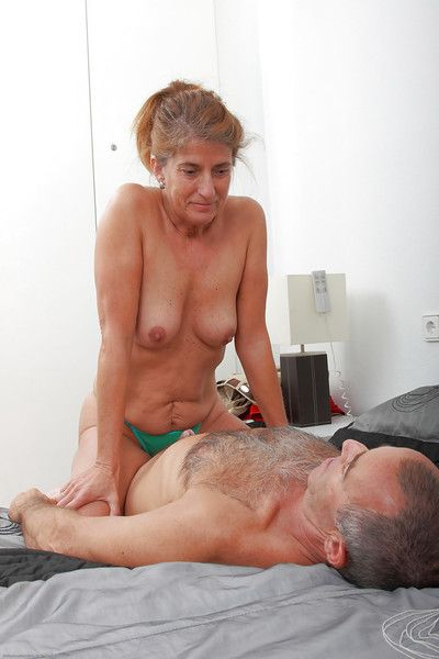 Yield 60 strengthen Meg plus hubby fucking up storm before cumshot finish
