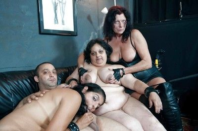 Tiro nipper Romana and girlfriends lose one