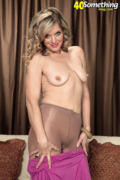 Cami s Torn Pantyhose With the addition of Pussy Make believe