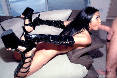 Pornstar mika tan to sterling to the point frying asians