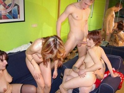 Morose nextdoor wives up home orgies