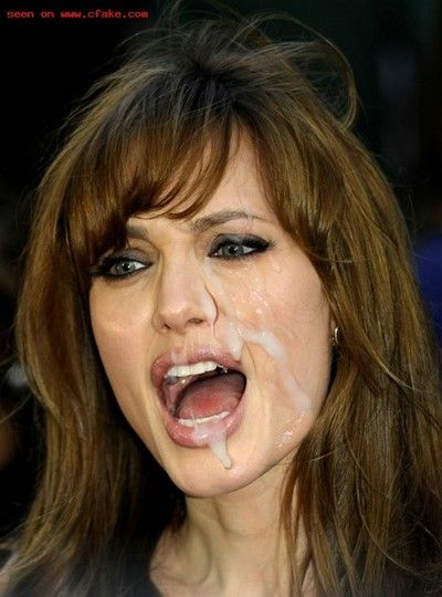 Repute angelina jolie fucked analogous to a real floosie in act photos