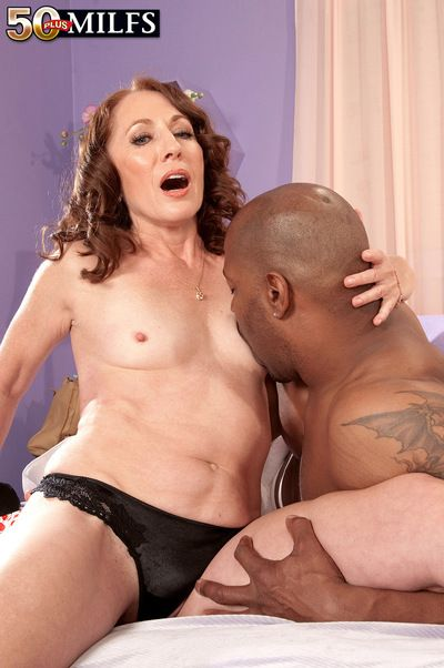 Carolyn Comes Back...for Just about Cum!