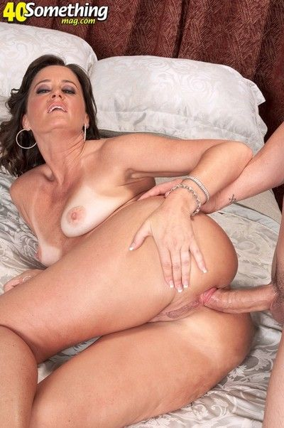 Mature ruby thompson fucked up will not hear of pest