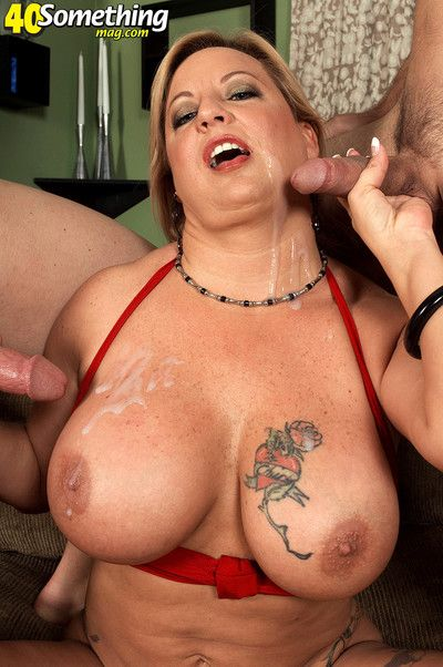 Pretentiously titted of age loves ape cocks