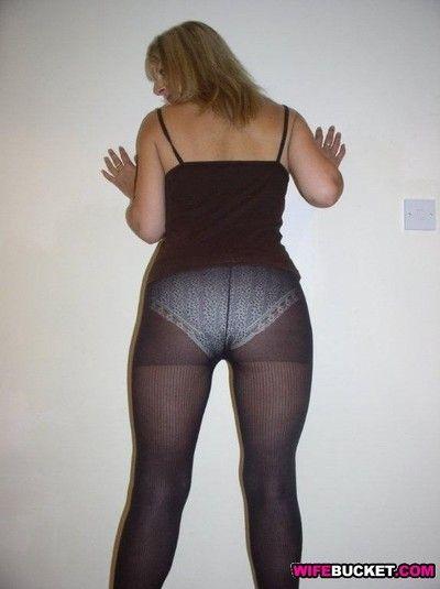 Amateur sex-mad milfs