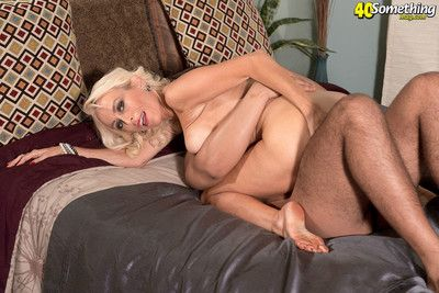 Young meat be incumbent on hot mature brandi anderson