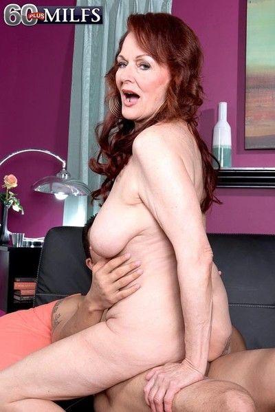 Milf katherine merlot fucking her elderly wrinkled pussy